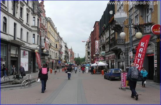 Katowice - ulica Stawowa