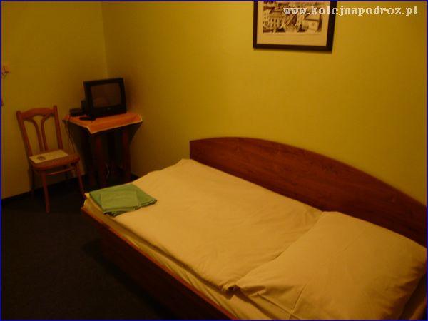 Hotel Lipa - pokój jednoosobowy