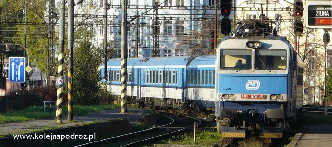 Czeski Cieszyn – dworzec kolejowy