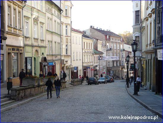 Cieszyn - ulica Głęboka