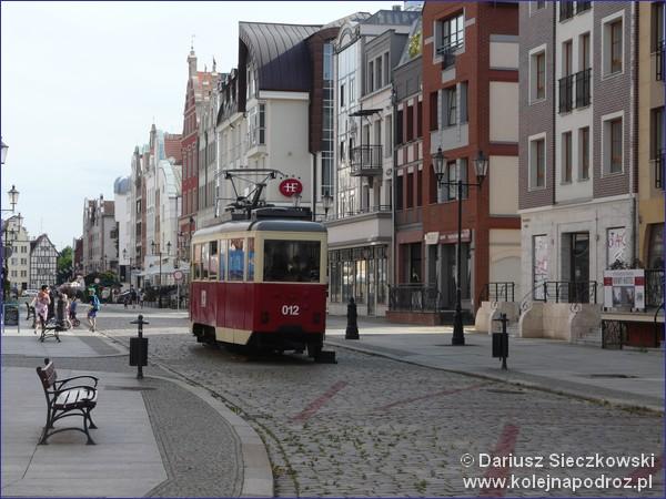 Elbląg - tramwaj