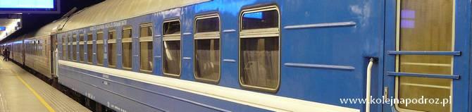 Pociąg Warszawa – Mińsk dwa razy w tygodniu