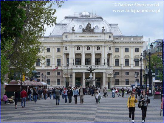 Bratysława - Słowacki Teatr Narodowy