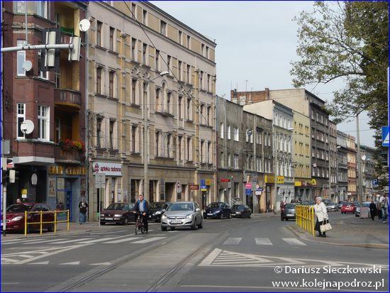 Bytom - ulica Piekarska