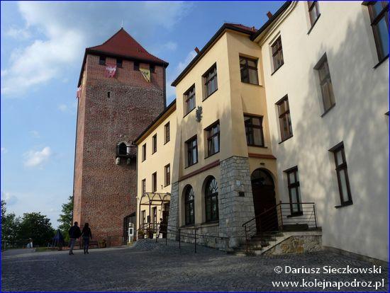 Oświęcim - Zamek Książąt Piastowskich