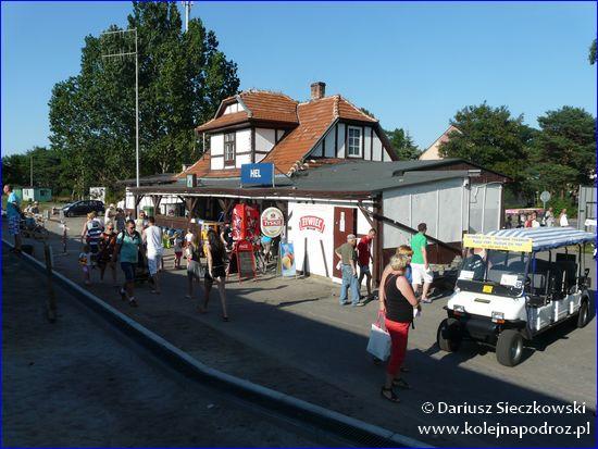 Hel - stacja kolejowa