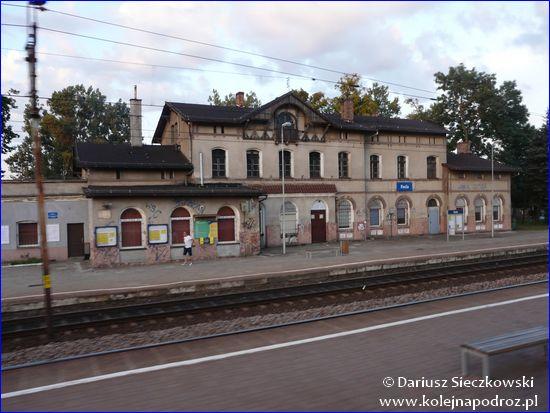 Reda - dworzec kolejowy