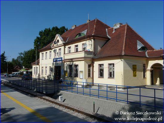 Władysławowo - dworzec kolejowy