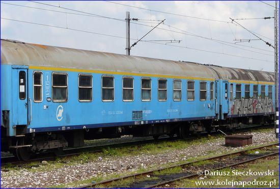 Pociąg Subotica - Bar