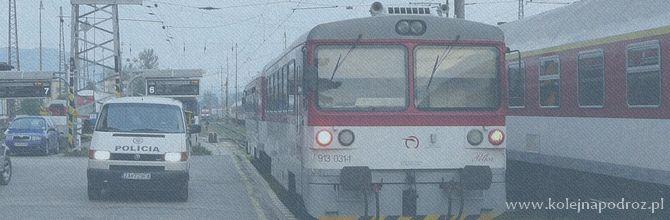 Slovak 2015 – kolejowe wakacje na Słowacji