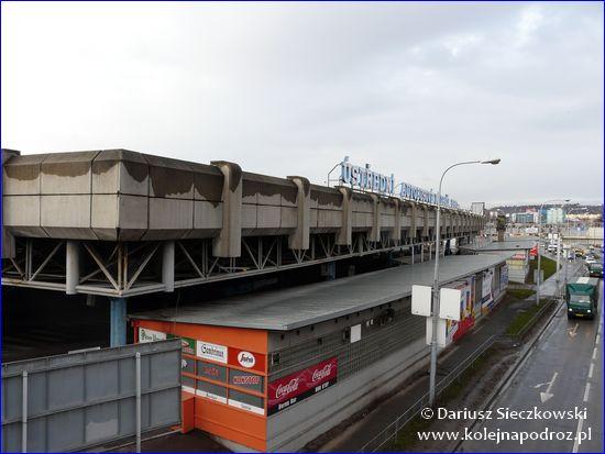 Brno - dworzec autobusowy