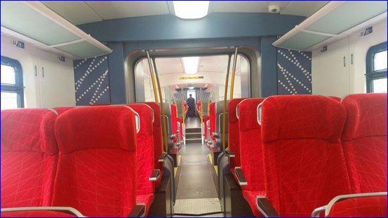 Makedonski Železnici - chiński pociąg