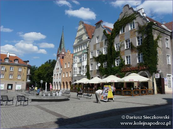 Olsztyn - Rynek
