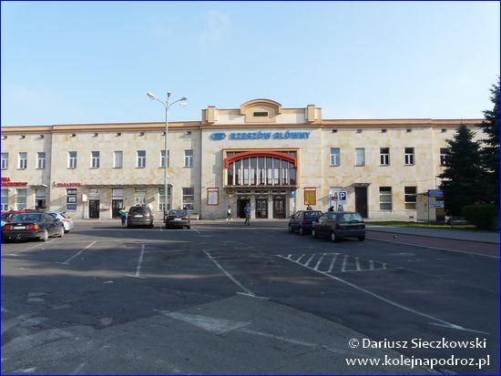 Rzeszów - dworzec kolejowy