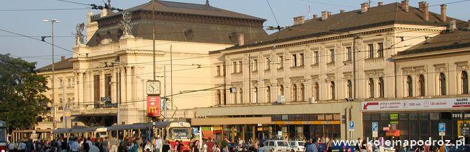 Brno hlavní nádraží – informacje