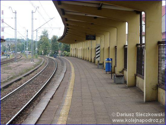 Będzin Miasto - peron 1