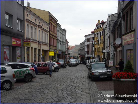 Mysłowice - ulica Grunwaldzka