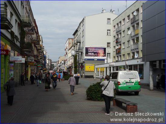 Sosnowiec - ulica Modrzejowska