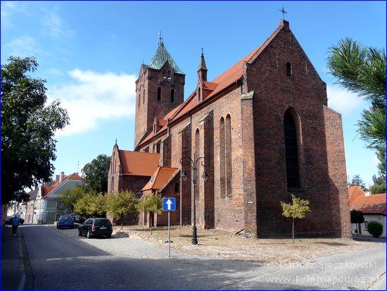 kościół ewangelicki w Byczynie