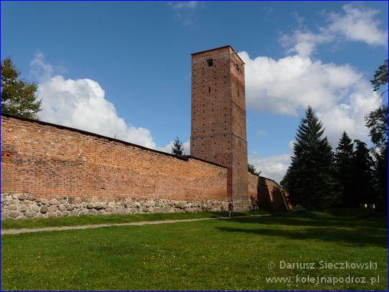 Mury miejskie w Byczynie
