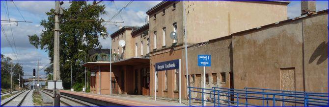 Byczyna Kluczborska – stacja kolejowa