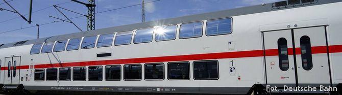 Nowe pociągi IC w Niemczech