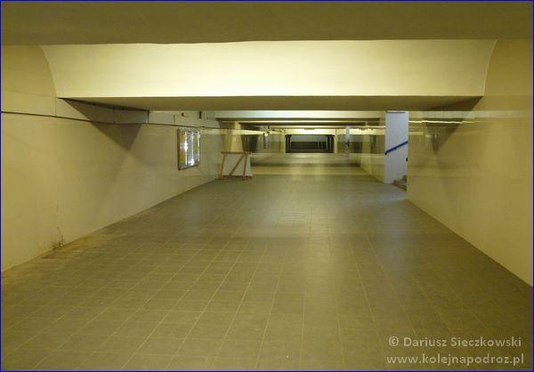 Kędzierzyn-Koźle - tunel pod torami