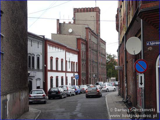 Ulica Sybiraków