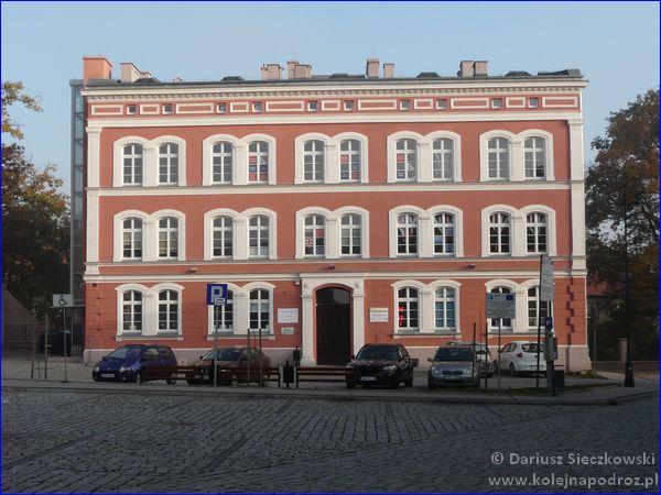 Plac Zamkowy w Prudniku