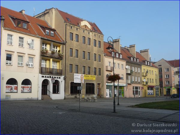 fragment Rynku w Prudniku