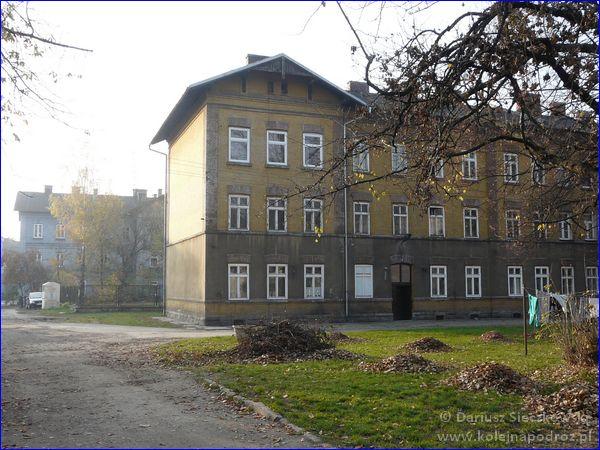Czechowice-Dziedzice - osiedle tuż przy dworcu