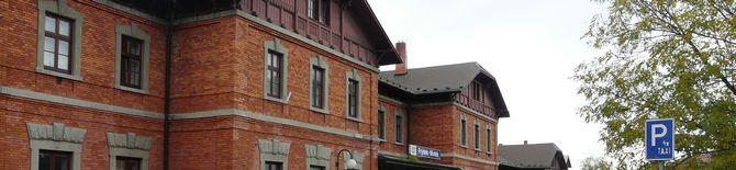 Frydek-Mistek – dworzec kolejowy