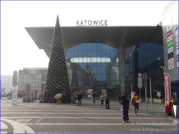 Katowice - dworzec kolejowy