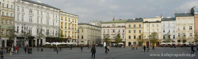 Kraków w jeden dzień pociągiem – co zobaczyć?