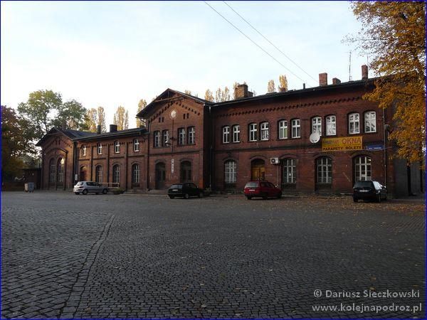 Prudnik - dworzec kolejowy