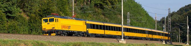 Pociąg Praga – Rijeka firmy Regiojet – informacje (2020)