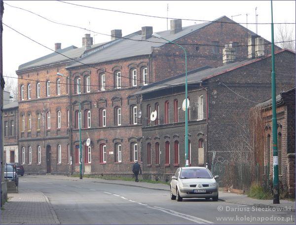 Świętochłowice - ulica 1 Maja