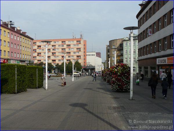 Zabrze - Plac Wolności