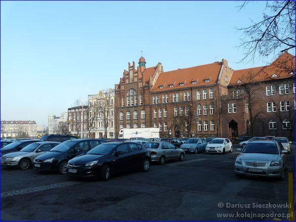 Zabrze - Plac Warszawski