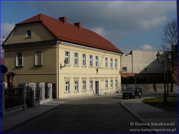 ulica Kościelna w Gliwicach