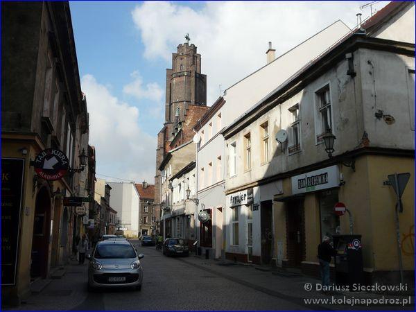 ulica Raciborska w Gliwicach