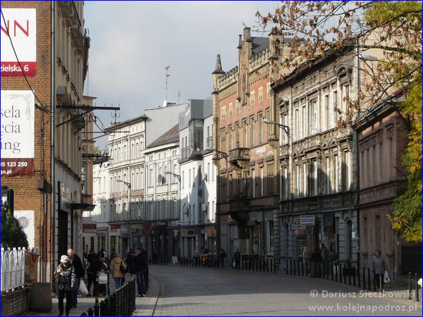 ulica Wieczorka w Gliwicach