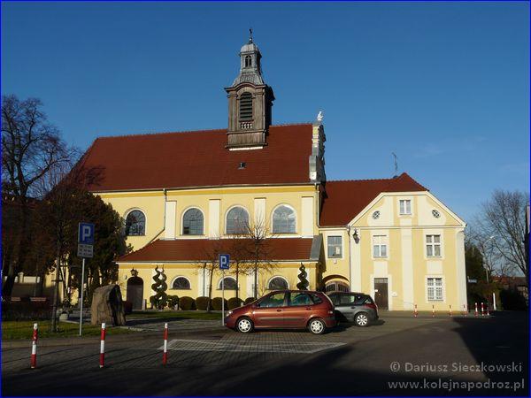 Kościan - kościół św. Ducha