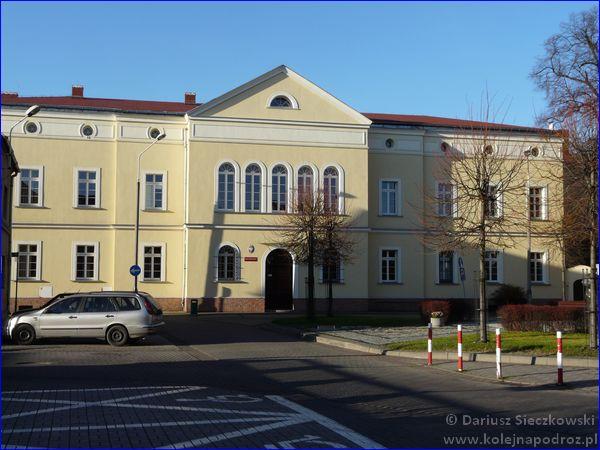 Kościan - Sąd Rejonowy