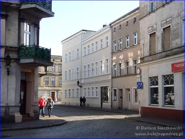 Leszno - ulica Niepodległości