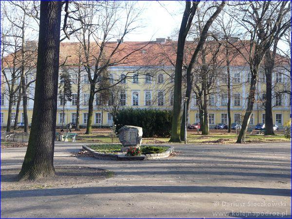 Leszno - Pałac Sułkowskich