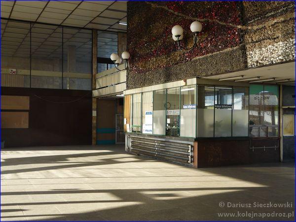 Oświęcim - dworzec kolejowy