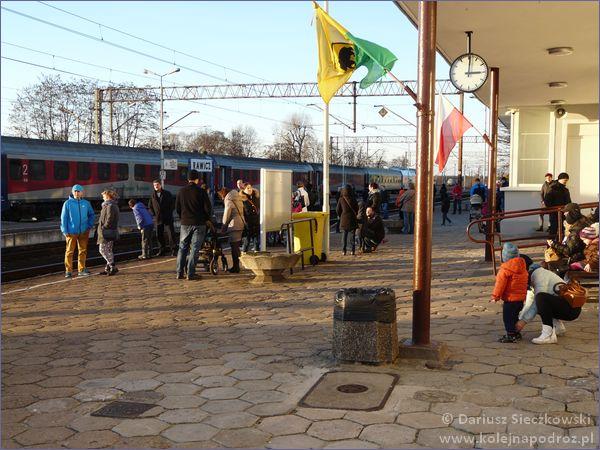 Rawicz - dworzec kolejowy - peron 1