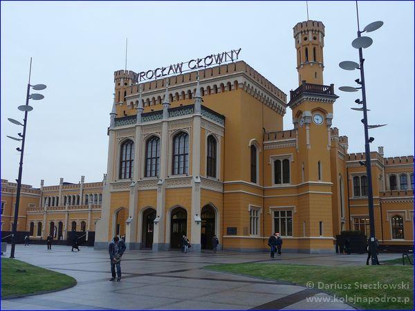 Wrocław Główny - dworzec kolejowy