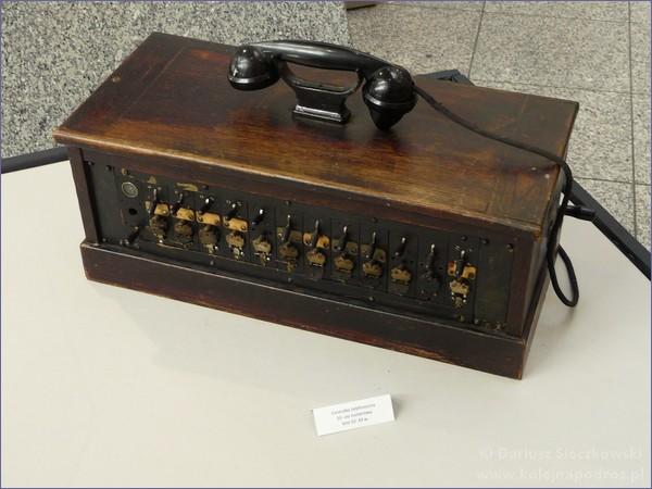 Centralka telefoniczna